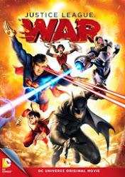 Justice League: War - Siêu Nhân Công Lý: Chiến Tranh
